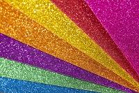 Glitter Colour chart